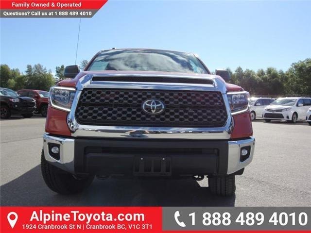2018 Toyota Tundra  (Stk: X751304) in Cranbrook - Image 7 of 17
