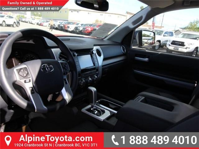 2018 Toyota Tundra  (Stk: X751304) in Cranbrook - Image 8 of 17
