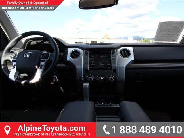 2018 Toyota Tundra  (Stk: X751304) in Cranbrook - Image 9 of 17