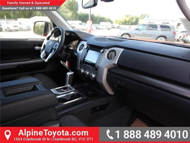 2018 Toyota Tundra  (Stk: X751304) in Cranbrook - Image 10 of 17