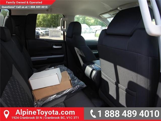 2018 Toyota Tundra  (Stk: X751304) in Cranbrook - Image 11 of 17