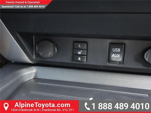 2018 Toyota Tundra  (Stk: X751304) in Cranbrook - Image 13 of 17