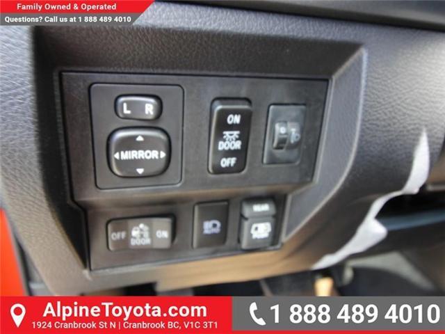 2018 Toyota Tundra  (Stk: X751304) in Cranbrook - Image 15 of 17