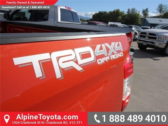 2018 Toyota Tundra  (Stk: X751304) in Cranbrook - Image 16 of 17