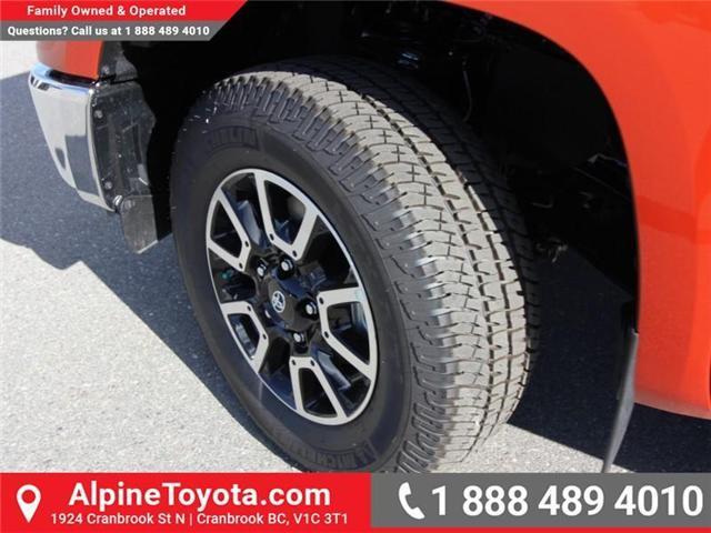 2018 Toyota Tundra  (Stk: X751304) in Cranbrook - Image 17 of 17