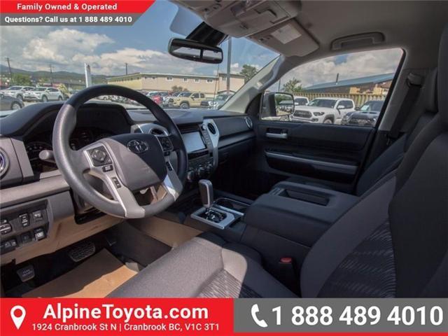 2018 Toyota Tundra  (Stk: X754074) in Cranbrook - Image 6 of 12
