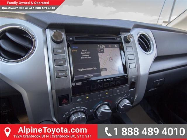 2018 Toyota Tundra  (Stk: X754074) in Cranbrook - Image 9 of 12