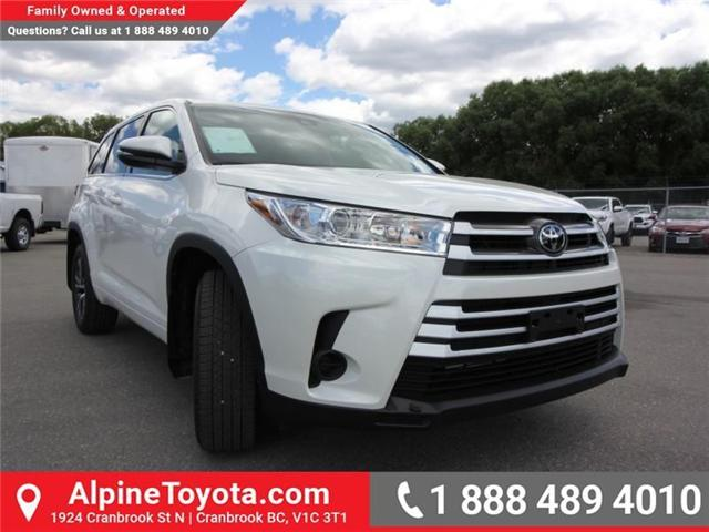 2018 Toyota Highlander LE (Stk: S270998) in Cranbrook - Image 6 of 15