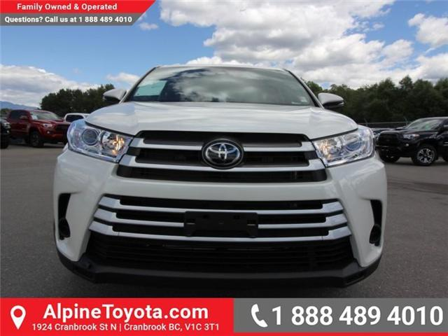 2018 Toyota Highlander LE (Stk: S270998) in Cranbrook - Image 7 of 15