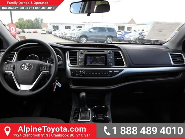 2018 Toyota Highlander LE (Stk: S270998) in Cranbrook - Image 9 of 15