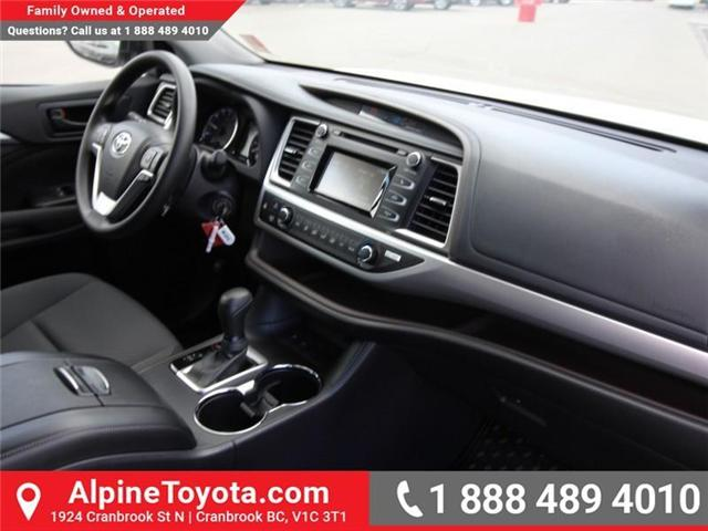 2018 Toyota Highlander LE (Stk: S270998) in Cranbrook - Image 10 of 15