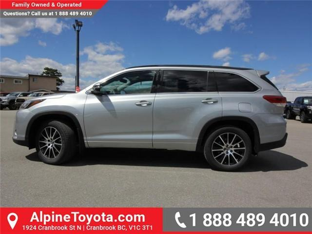 2018 Toyota Highlander  (Stk: S551488) in Cranbrook - Image 2 of 17