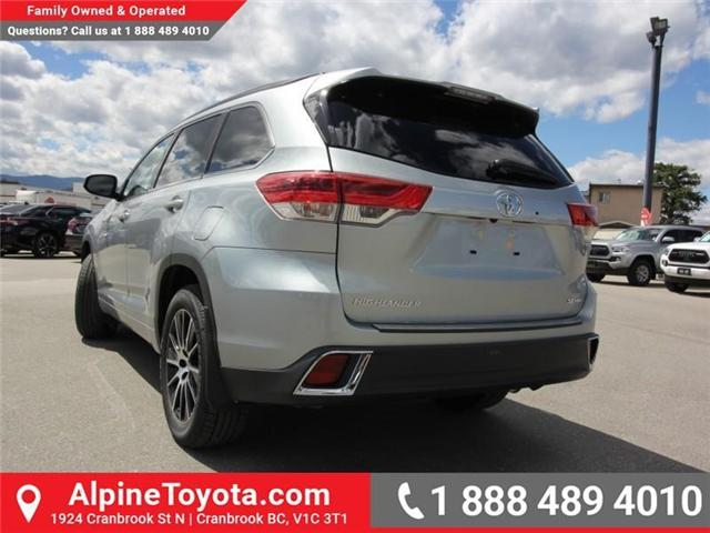 2018 Toyota Highlander  (Stk: S551488) in Cranbrook - Image 3 of 17