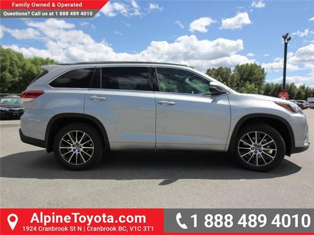 2018 Toyota Highlander  (Stk: S551488) in Cranbrook - Image 6 of 17