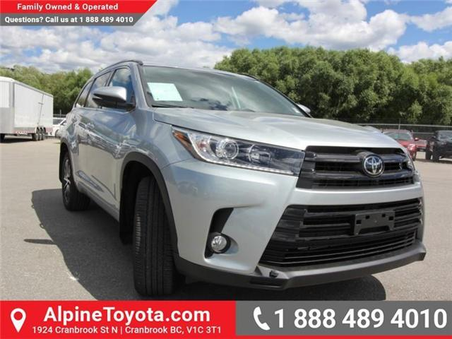 2018 Toyota Highlander  (Stk: S551488) in Cranbrook - Image 7 of 17