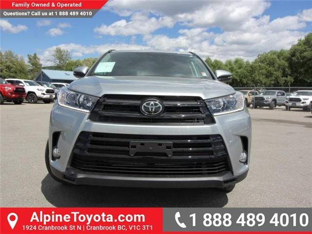 2018 Toyota Highlander  (Stk: S551488) in Cranbrook - Image 8 of 17