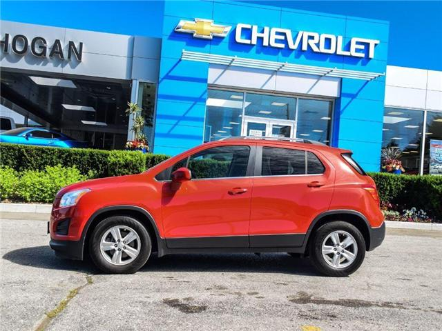 2014 Chevrolet Trax 1LT (Stk: W1194090) in Scarborough - Image 2 of 21