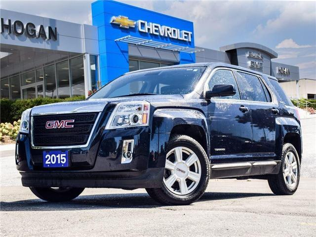 2015 GMC Terrain SLE-1 (Stk: A218937) in Scarborough - Image 1 of 27