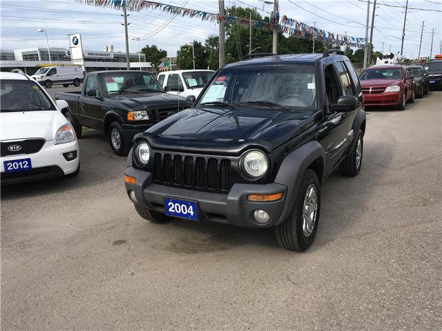 2004 Jeep Liberty Sport 4WD (Stk: P3234) in Newmarket - Image 1 of 20