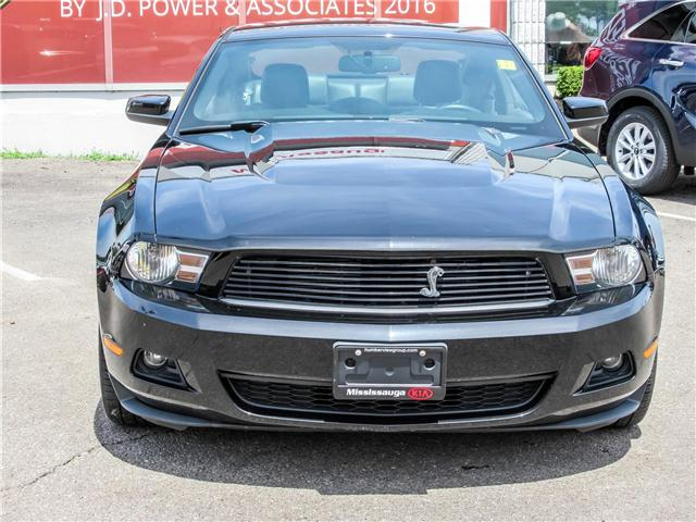 2010 Ford Mustang V6 (Stk: 18271P) in Mississauga - Image 2 of 15