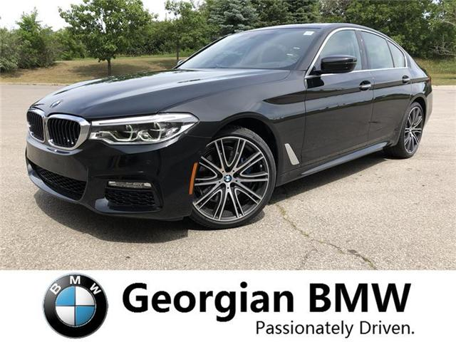 2018 BMW 540d xDrive (Stk: B18313) in Barrie - Image 1 of 15