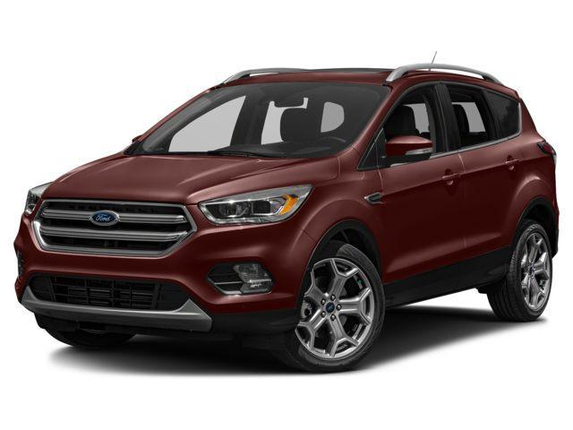2018 Ford Escape Titanium (Stk: J-1138) in Calgary - Image 1 of 9