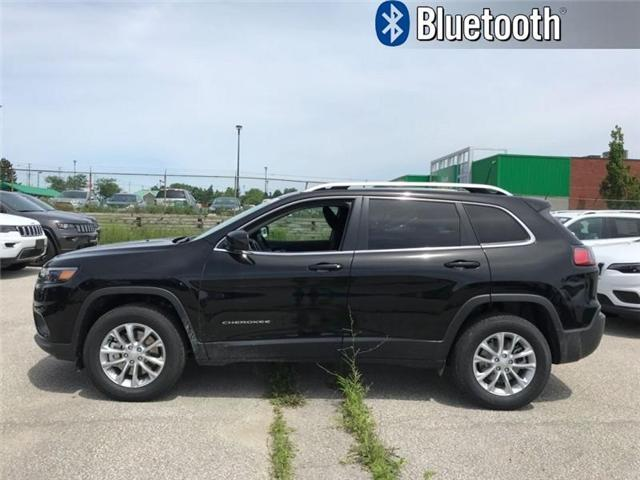 2019 Jeep Cherokee North (Stk: J18094) in Newmarket - Image 2 of 20
