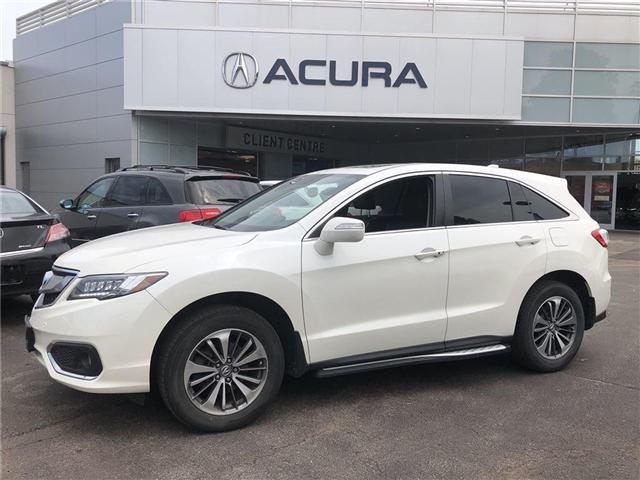2016 Acura RDX Base (Stk: 3838) in Toronto, Ajax, Pickering - Image 1 of 22
