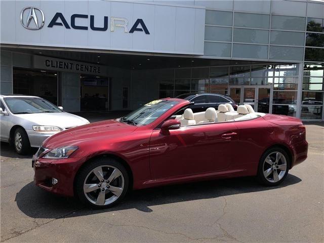 2012 Lexus IS 250C Base (Stk: D317) in Toronto, Ajax, Pickering - Image 1 of 22