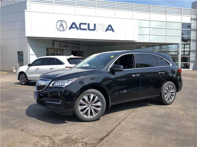 2014 Acura MDX Navigation Package (Stk: D305) in Toronto, Ajax, Pickering - Image 1 of 22