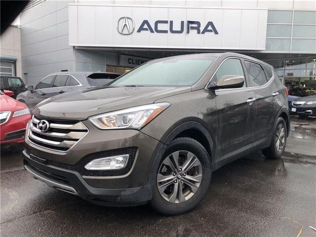 2013 Hyundai Santa Fe Sport  (Stk: 18285A) in Toronto, Ajax, Pickering - Image 1 of 18