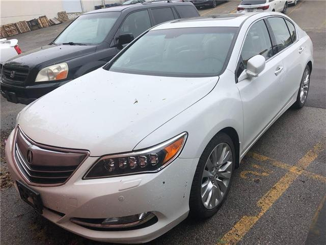 2014 Acura RLX Base (Stk: D307) in Toronto, Ajax, Pickering - Image 1 of 1