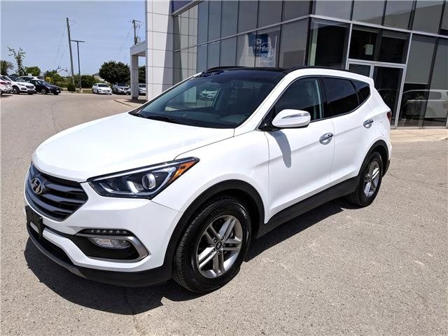 2018 Hyundai Santa Fe Sport 2.4 SE (Stk: 85052) in Goderich - Image 2 of 22