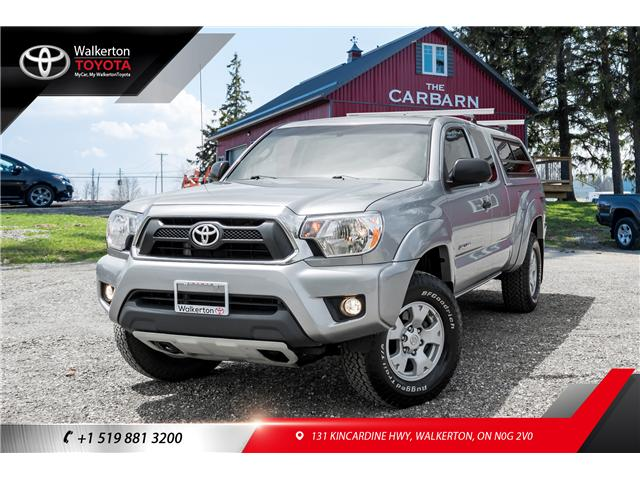 2015 Toyota Tacoma Base V6 (Stk: 18329A) in Walkerton - Image 1 of 23