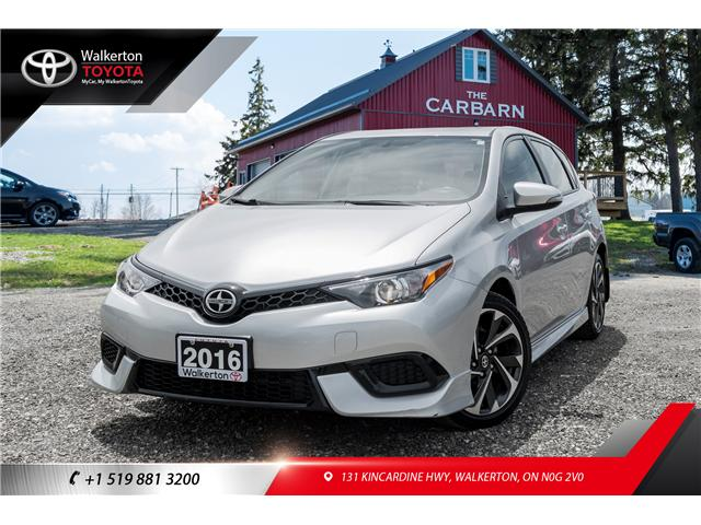 2016 Scion iM Base (Stk: P8120) in Walkerton - Image 1 of 20