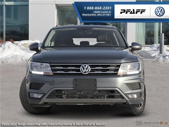 2018 Volkswagen Tiguan Comfortline (Stk: V2805) in Newmarket - Image 2 of 18