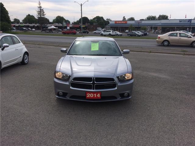 2014 Dodge Charger SXT (Stk: svg6565) in Morrisburg - Image 1 of 7