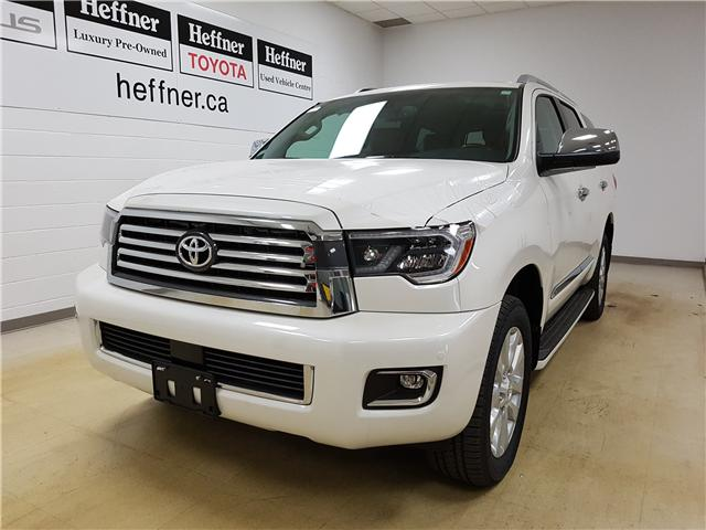 2018 Toyota Sequoia Platinum 5.7L V8 (Stk: 181624) in Kitchener - Image 1 of 3