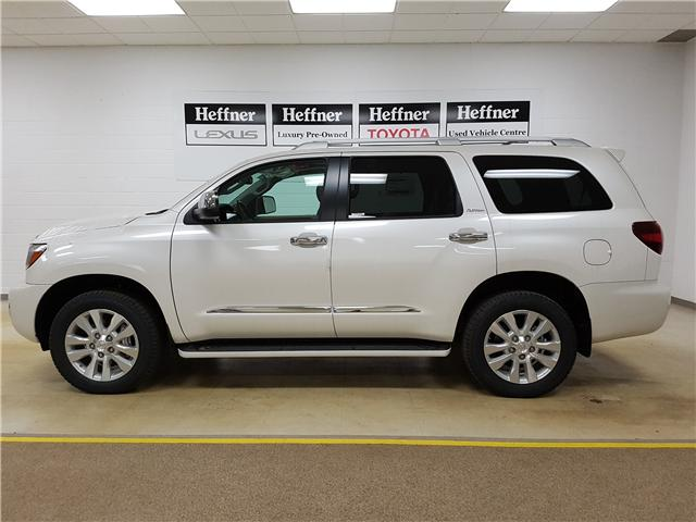 2018 Toyota Sequoia Platinum 5.7L V8 (Stk: 181624) in Kitchener - Image 2 of 3