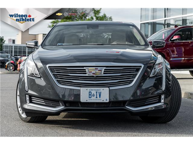 2016 Cadillac CT6 3.0L Twin Turbo Platinum (Stk: P146395) in Richmond Hill - Image 1 of 22