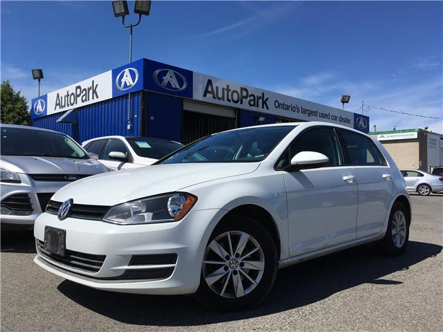 2017 Volkswagen Golf  (Stk: 17-62624) in Georgetown - Image 1 of 25