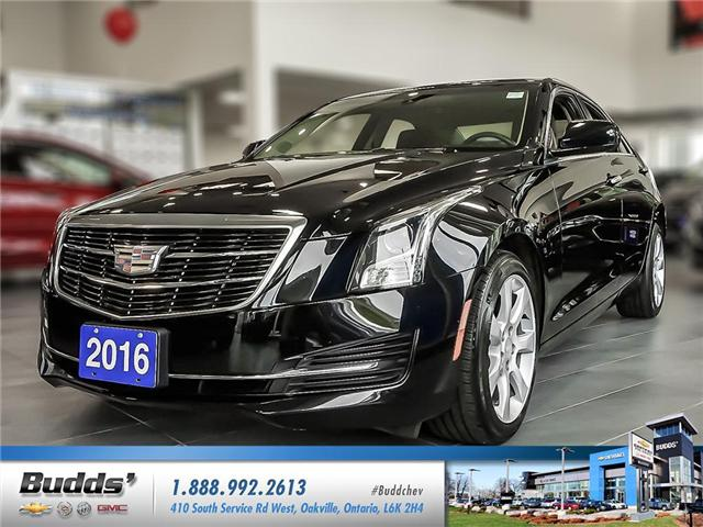 2016 Cadillac ATS 2.0L Turbo (Stk: AT6025L) in Oakville - Image 1 of 20