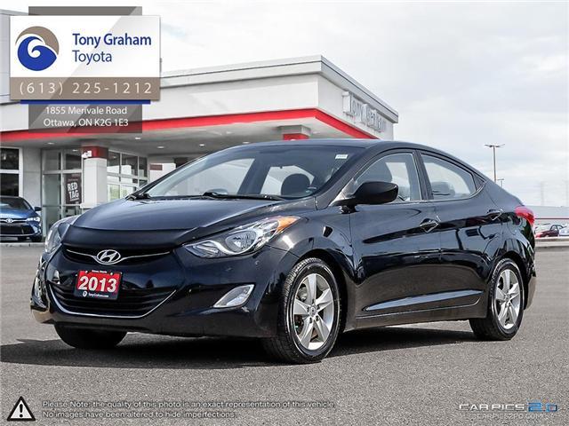 2013 Hyundai Elantra GLS (Stk: 56992B) in Ottawa - Image 1 of 25