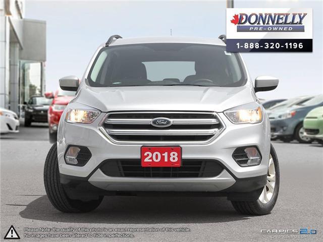 2018 Ford Escape SE (Stk: CLMUR891) in Kanata - Image 2 of 27