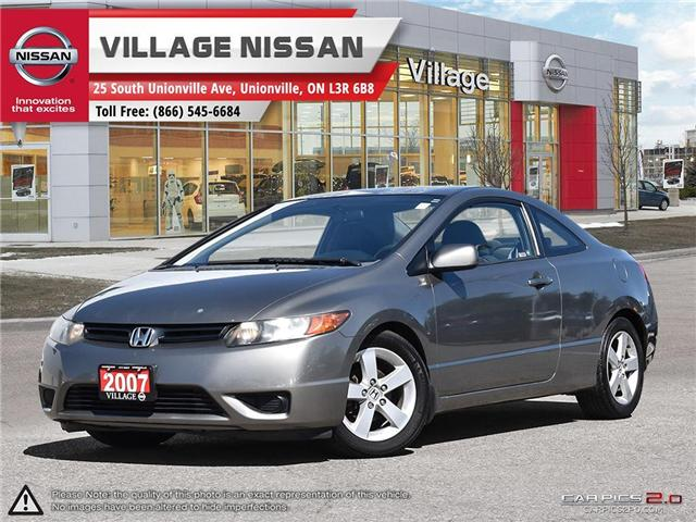 2007 Honda Civic LX (Stk: 80562A) in Unionville - Image 1 of 27