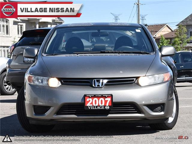 2007 Honda Civic LX (Stk: 80562A) in Unionville - Image 2 of 27