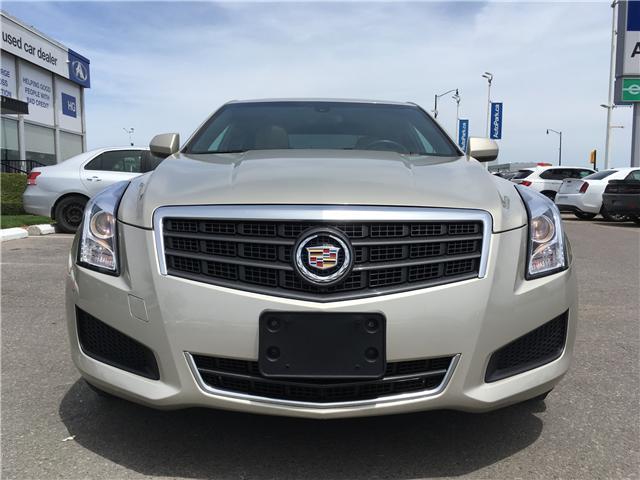 2014 Cadillac ATS  (Stk: 14-06071) in Brampton - Image 2 of 25