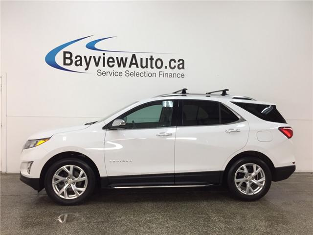 2018 Chevrolet Equinox Premier (Stk: 33126R) in Belleville - Image 1 of 24