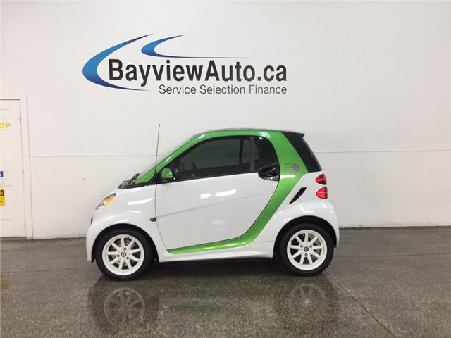 2014 Smart fortwo electric drive  (Stk: 32976W) in Belleville - Image 1 of 18