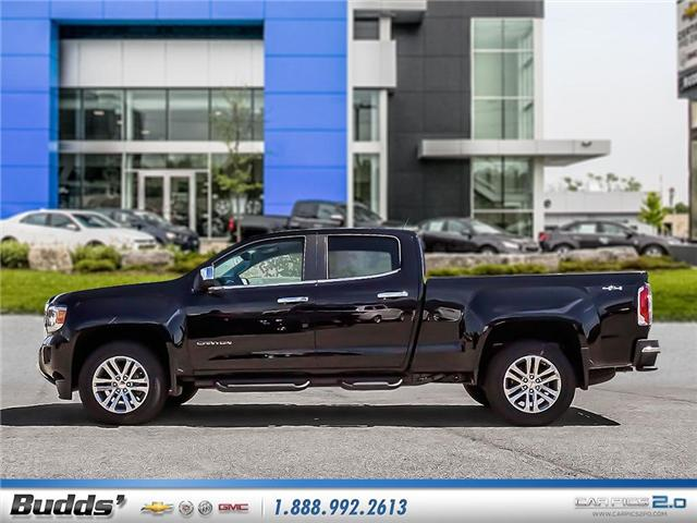 2018 GMC Canyon SLT (Stk: CY8018) in Oakville - Image 2 of 25